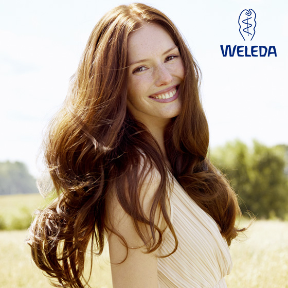Supported by WELEDA